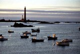 Leuchtturm Panorama Port de Perros