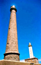 höchster Leuchtturm Europas