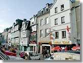 Zentrum von Morlaix, Bretagne