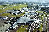 Luftbild Flughafen Brest